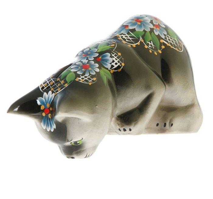 Копилка Каминный кот