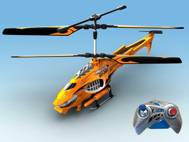 Вертолет YW858536-F SKY-DASH на ИК управлении