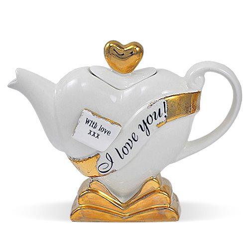 Чайник Горячее сердце