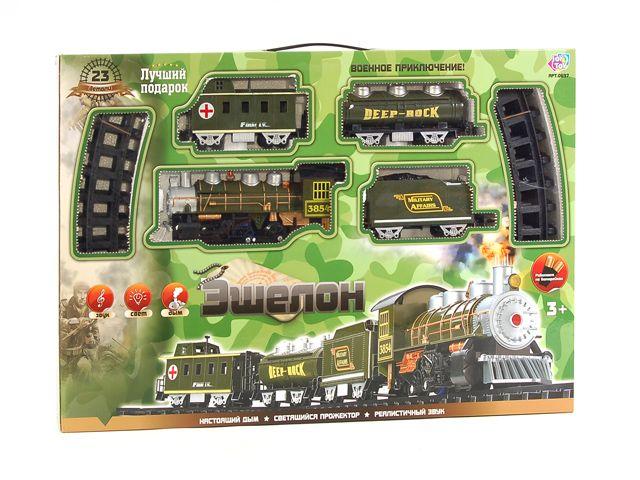 Железная дорога Эшелон