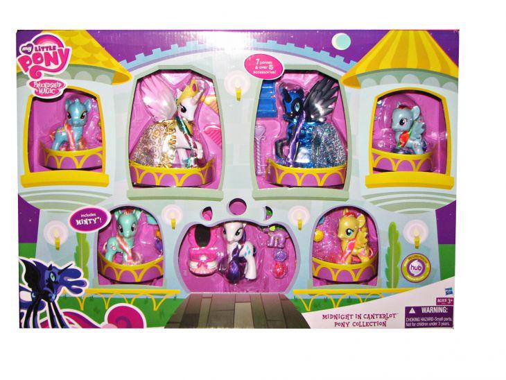 Полночь в Кантерлоте My Little Pony