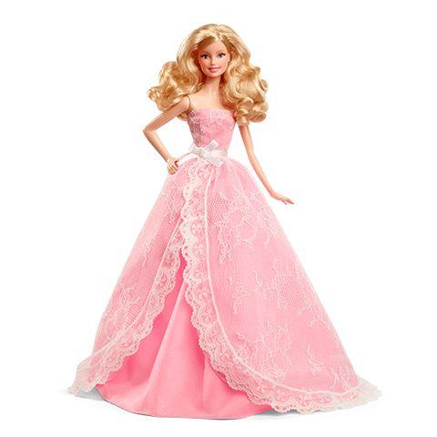 Barbie Пожелания ко дню рождения