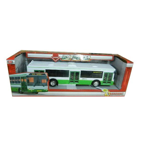Модель автобус Технопарк 600-09065XHR