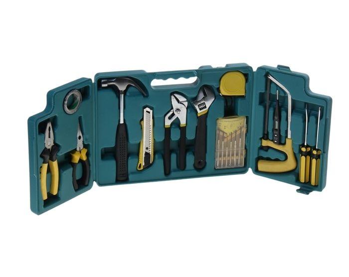 Набор инструмента Tundra basic универсальный 17 предметов