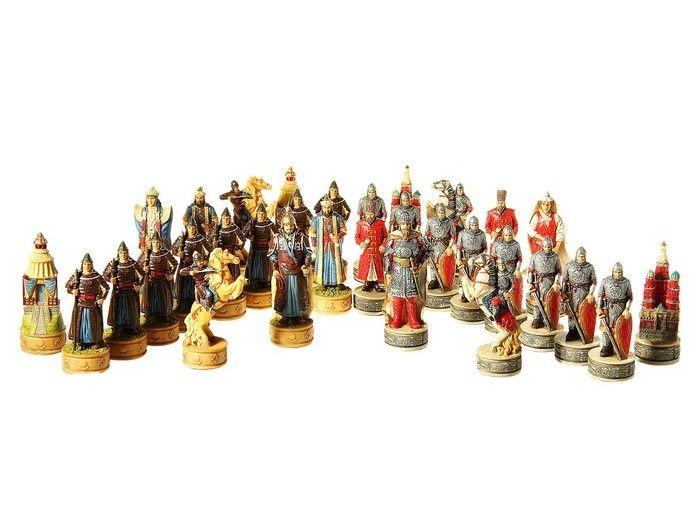 Русские против татаро-монгол, Italfama (Италия)