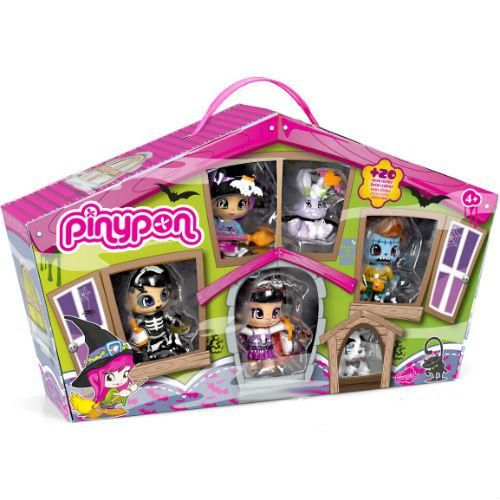 Игровой набор Пинипон Monster